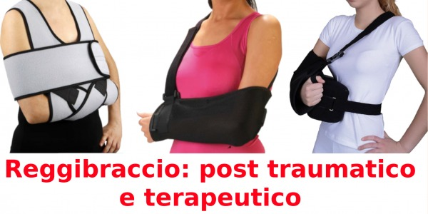 Arm Sling: post traumatic and therapeutic