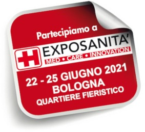 The Safte present at Exposanità 2021